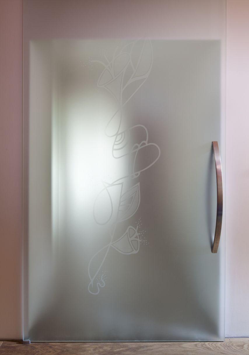 Jednokřídlé posuvné dveře 15