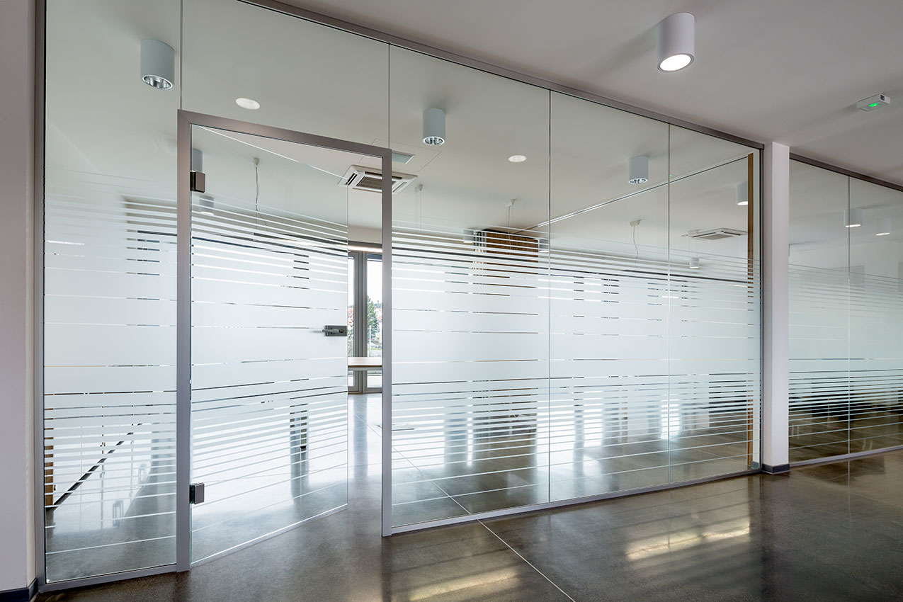 Pískování skel